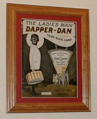 Dapper Dan Sheet Music