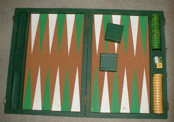 Catalin Backgammon