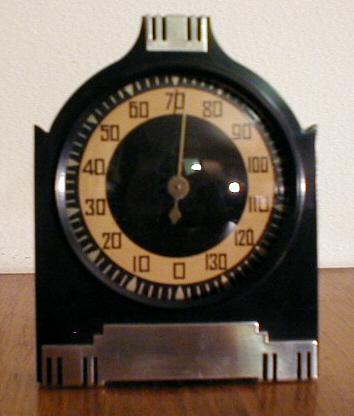 Bakelite        Thermometer