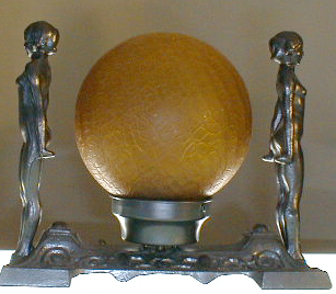 Art Deco Lamp, 