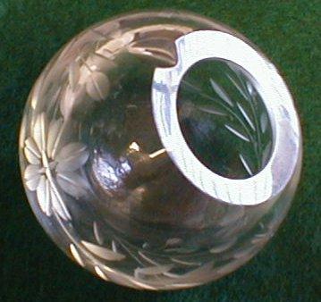 Vintage Ash Ball