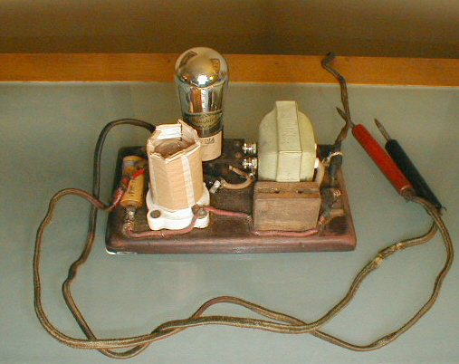 Antique Continuity 