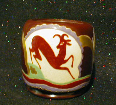 Gazelle Vase