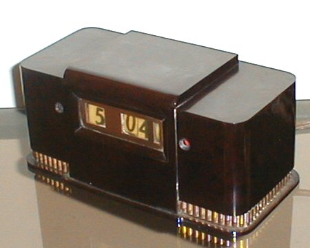 GE Digital Clock