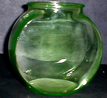 Green Vaseline 
