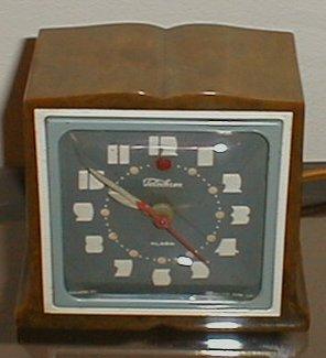 Catalin Clock
