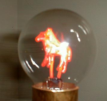 Aerolux Bulb, Horses