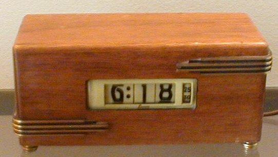Lawson Digital Clock
