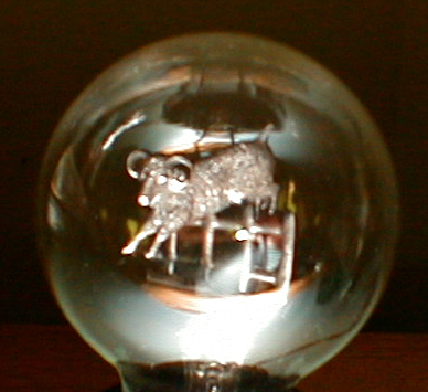 Aerolux Bulb, Ram