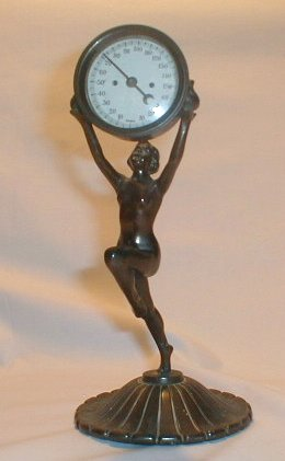 Art Deco Nude 