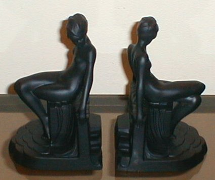 Art Deco Ronson Nude 