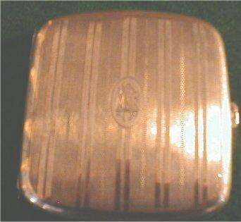 Art Deco cigarette holder