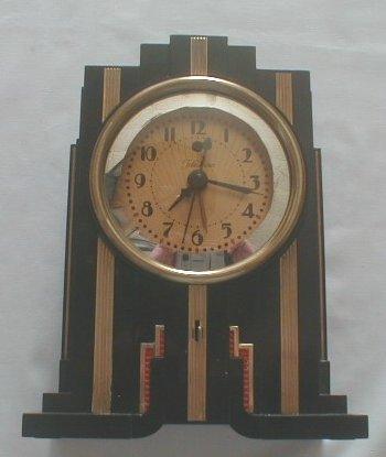 Paul skycl Clock