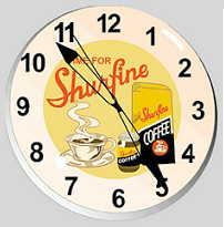 Vintage Art Deco Collectible Clocks