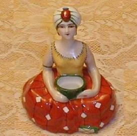 Vintage Porcelain Incense Burner