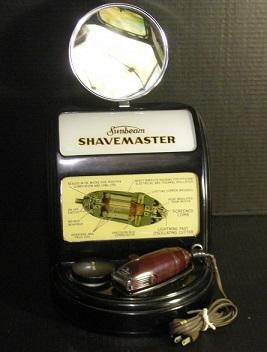 Antique Advertising, Shave Master Light Up Sign