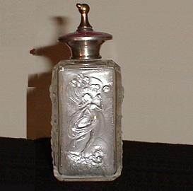 Vintage Hoffman Perfume Bottle