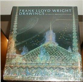 Vintage Frank Lloyd Wright Book