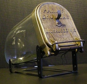 Vintage Panay Show Jar