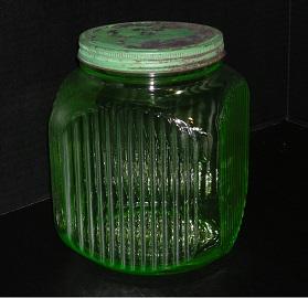 Vintage Kitchen Jar